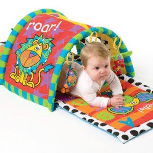 прокат развивающих ковриков