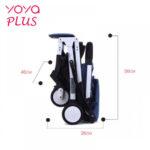 Коляска Yoya Plus напрокат в Днепре